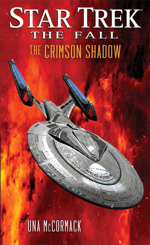 Star Trek: The Fall: The Crimson Shadow Review by Lessaccurategrandmother.blogspot.com
