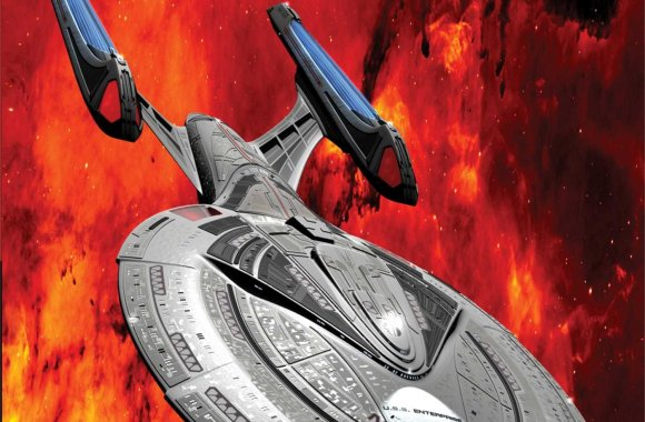 """""""Star Trek: The Fall: The Crimson Shadow"""" Review by Lessaccurategrandmother.blogspot.com"""