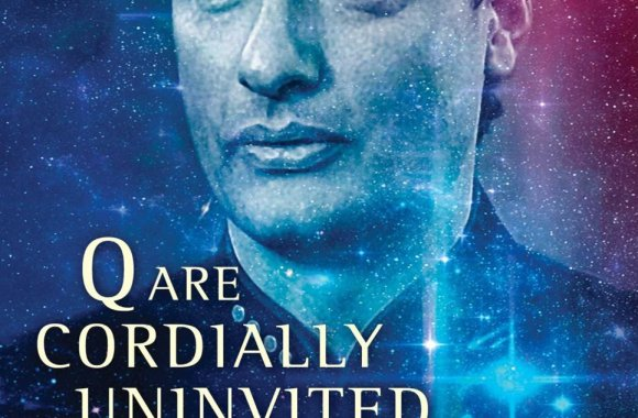 """Star Trek: The Next Generation: Q are Cordially Uninvited"" Review by Unreality-sf.net"