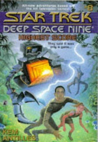 5174PM4ZEBL Star Trek: Deep Space Nine: 8 Highest Score Review by Deepspacespines.com