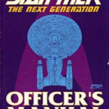 """Star Trek: The Next Generation: Officer's Manual"" Review by Continuingmissionsta.com"