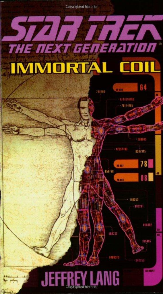 Star Trek: The Next Generation: Immortal Coil Review by Blog.trekcore.com