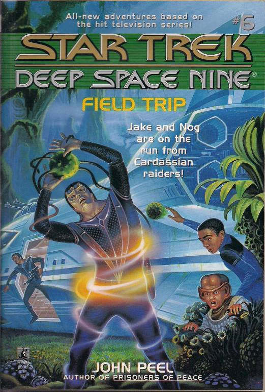 Star Trek: Deep Space Nine: 6 Field Trip Review by Deepspacespines.com