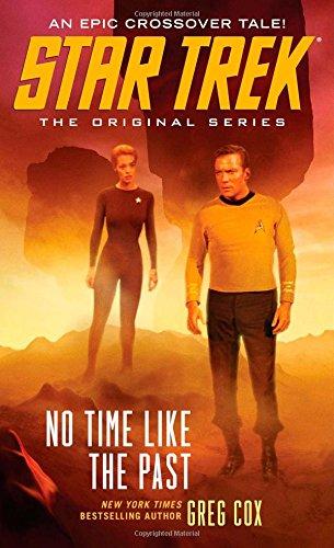 Star Trek: The Original Series: No Time Like the Past Review by Motionpicturescomics.com