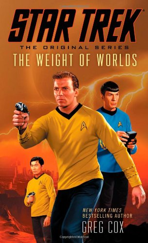51rR1lJc5VL Star Trek: The Original Series: The Weight of Worlds Review by Scifibulletin.com