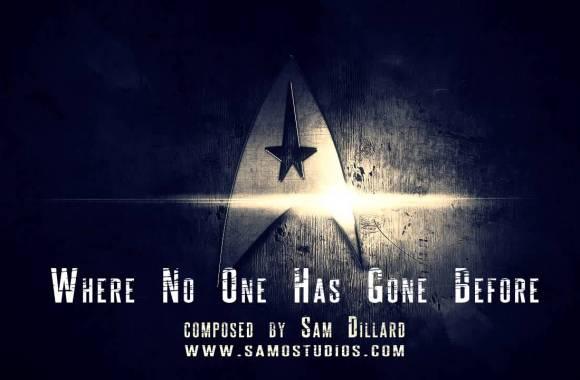 Star Trek Theme Song Arrangement