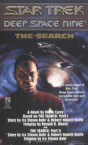 Star Trek: Deep Space Nine: The Search Review by Deepspacespines.com