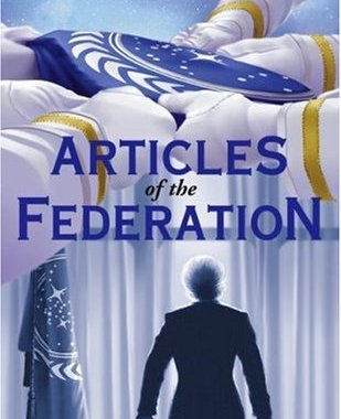 """Star Trek: Articles of the Federation"" Review by Literary Treks"