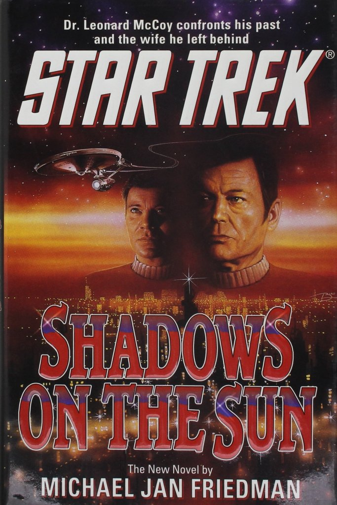 Star Trek: Shadows on the Sun Review by Deepspacespines.com