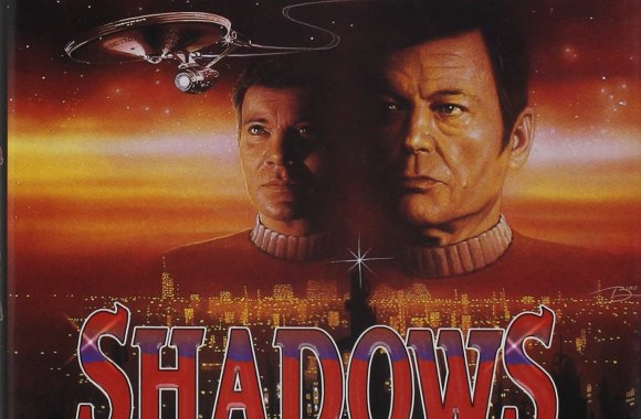 """Star Trek: Shadows on the Sun"" Review by Deepspacespines.com"