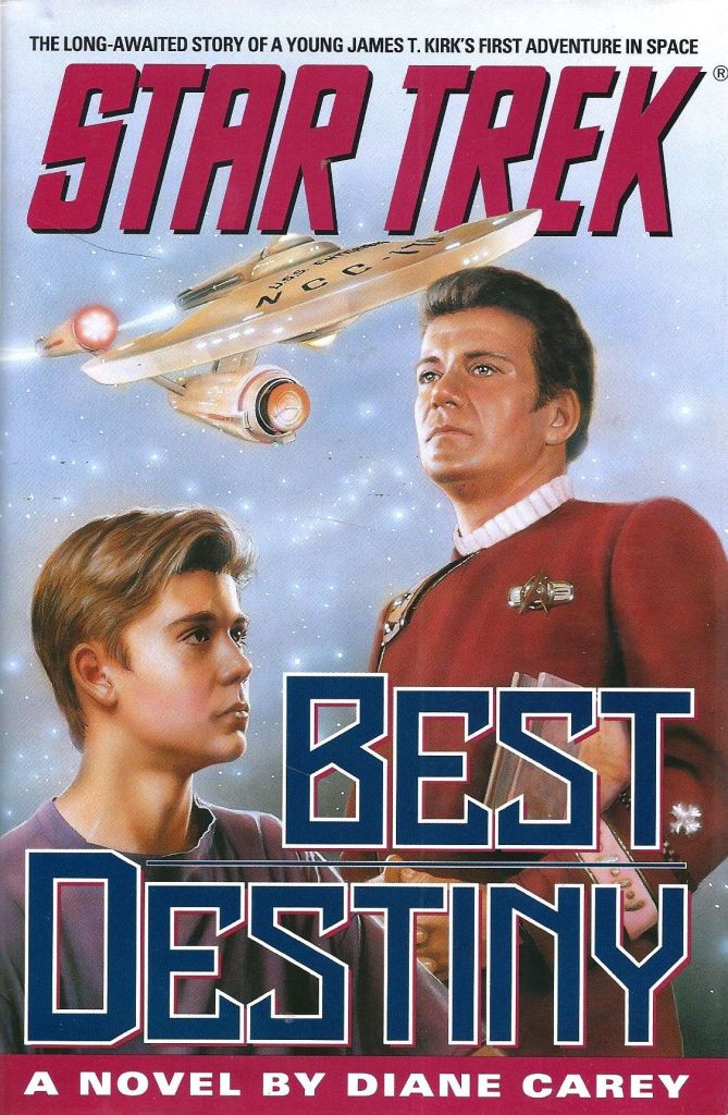 Star Trek: Best Destiny Review by Deepspacespines.com