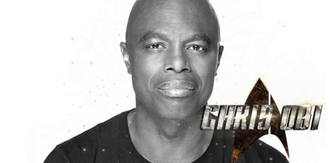 Chris Obi Star Trek Discovery Casting: Chris Obi, Shazad Latif and Mary Chieffo