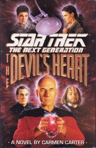 Star Trek: The Next Generation: The Devil's Heart Review by Deepspacespines.com