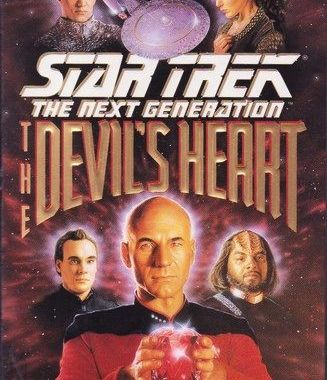 """""""Star Trek: The Next Generation: The Devil's Heart"""" Review by Deepspacespines.com"""
