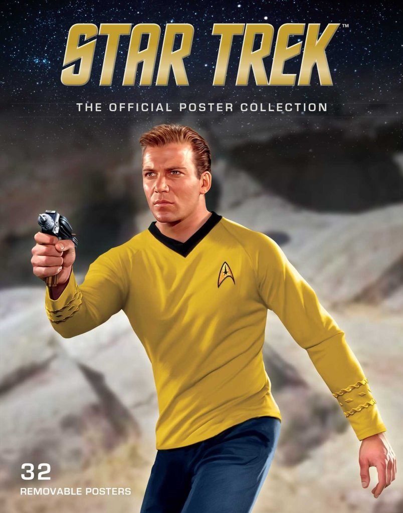 """71Ue9MkjZlL 804x1024 Out Today: """"Star Trek: The Official Poster Collection"""""""