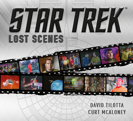 "Cover Insert ""Star Trek: Lost Scenes"" Review by Trek Movie"