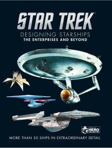 "910nrLSyJnL 227x300 Out Today: ""Star Trek Designing Starships Volume 1: The Enterprises and Beyond"""