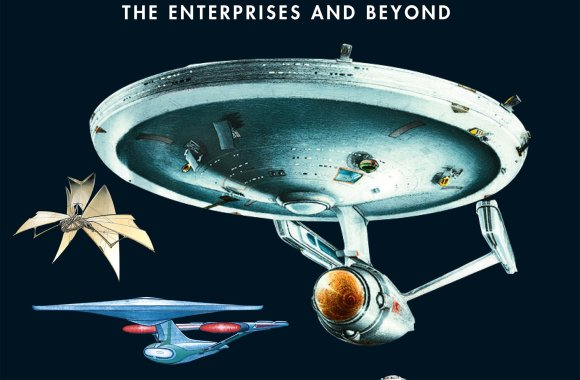 "Out Today: ""Star Trek Designing Starships Volume 1: The Enterprises and Beyond"""