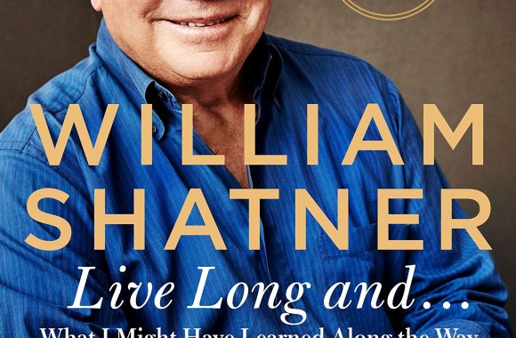 "StarTrek.com Interviews William Shatner about his new book ""Live Long And… What I Learned Along the Way"""