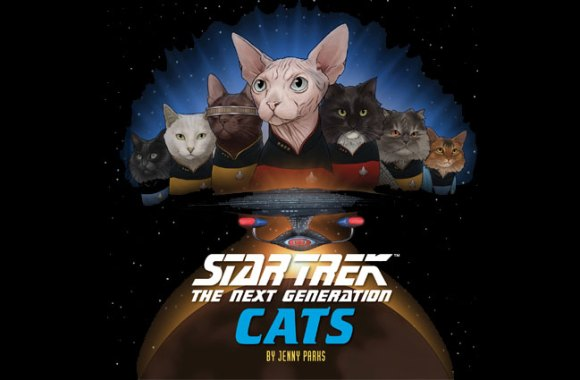 "Star Trek: The Next Generation: Cats"" Review by TrekMovie"