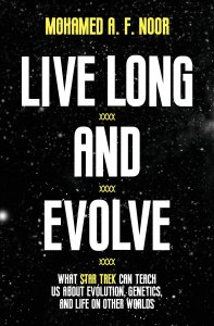 "814DxDmC1L 197x300 Out Today: ""Live Long and Evolve"""