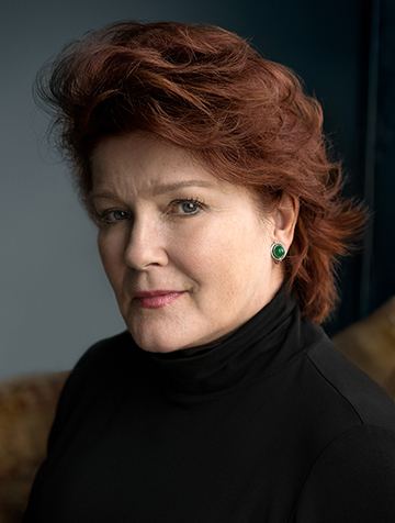 Kate Mulgrew Author Sighting: Kate Mulgrew discusses her autobiography with BookPage.com