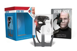 "61RD1zuZcL 300x198 Out Today: ""Star Trek: Locutus of Borg Collectible Mask: With Light and Sound!"""