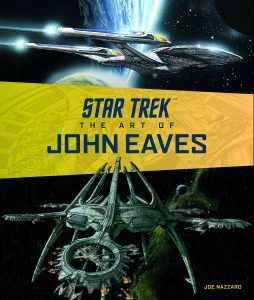 "Star Trek The Art of John Eaves 254x300 ""Star Trek: The Art of John Eaves"" Review by Trek Core"
