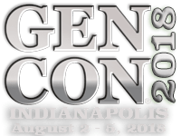 gencon2018logo David Mack to appear at GenCon 2018
