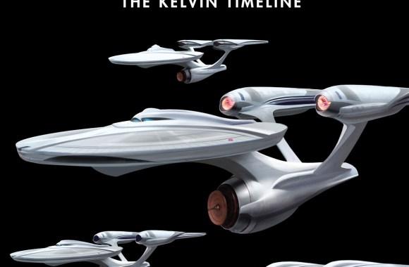 "Out Today: ""Star Trek: Designing Starships: The Kelvin Timeline"""