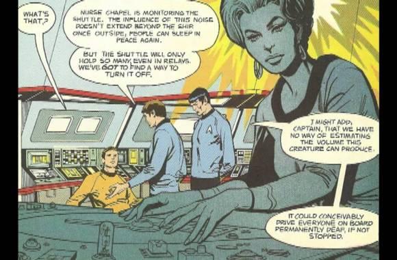 Star Trek: The Crier In Emptiness