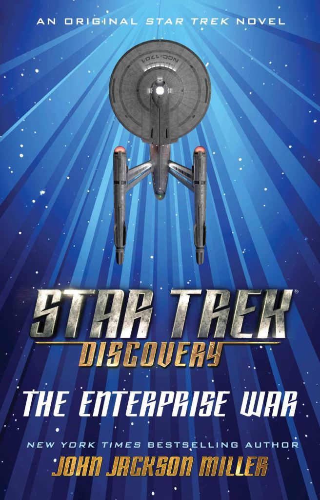 Star Trek: Discovery: The Enterprise War Review by Treksphere.com