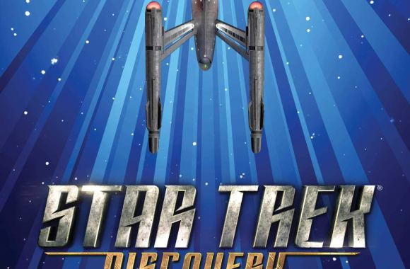 """Book Update: Cover For """"Star Trek: Discovery: The Enterprise War"""""""