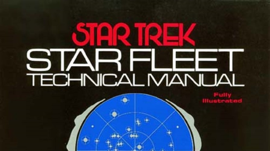 How The Star Fleet Technical Manual Went From Fanfic to Canon And Back Again