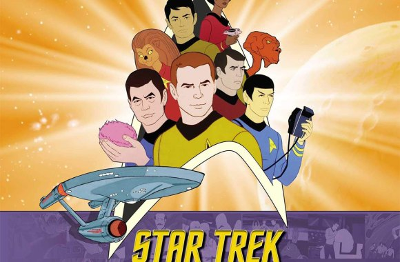 """Star Trek: The Official Guide to the Animated Series"" Review by Christopherlbennett.wordpress.com"
