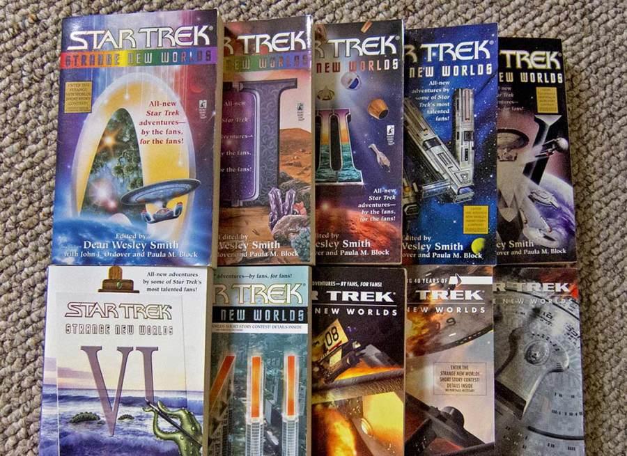 snw header 1024x745 My Journey to Strange New Worlds by Dayton Ward