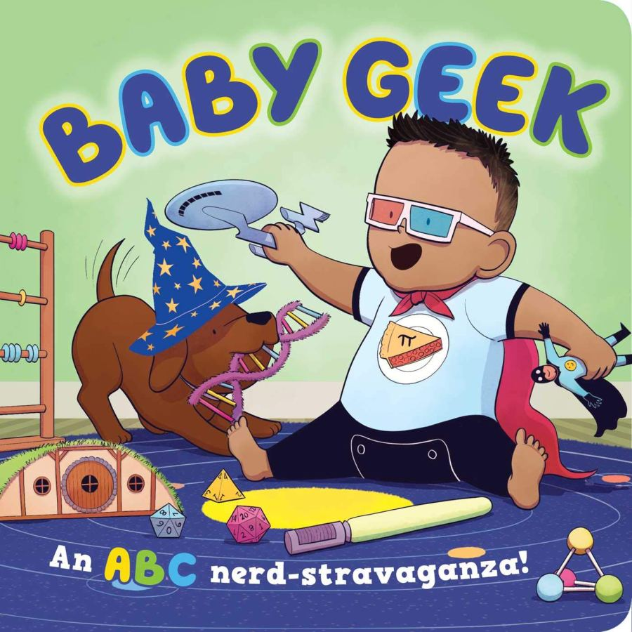 """71I4uutDgZL 1024x1024 Out Today: """"Baby Geek"""""""