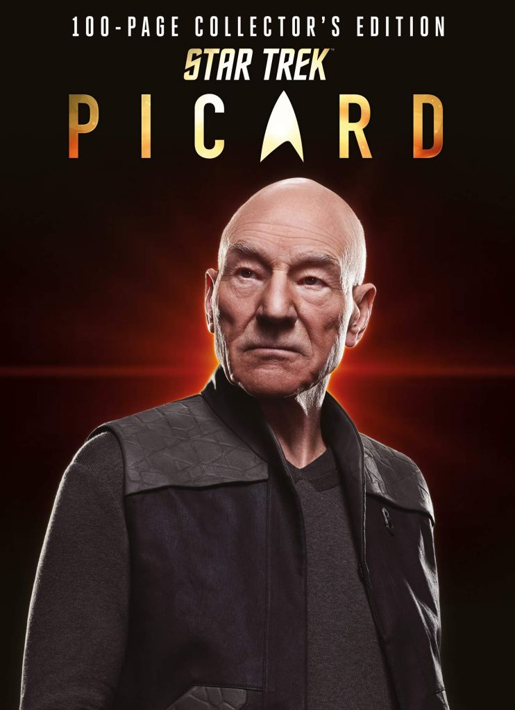 Out Today: Star Trek: Picard Official Collector's Edition