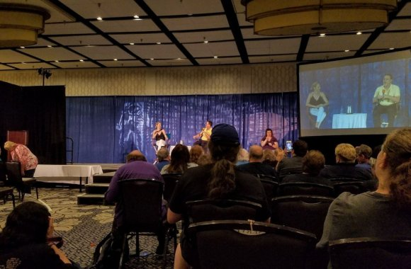 Bob Greenberger has an after action report for the 2019 Shoreleave Conference