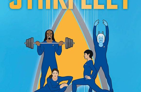 """Out Today: """"Star Trek: Body by Starfleet: A Fitness Guide"""""""