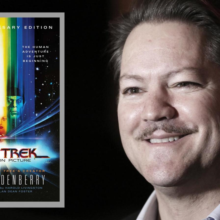 WATCH: Robert Petkoff Talks Star Trek: The Motion Picture