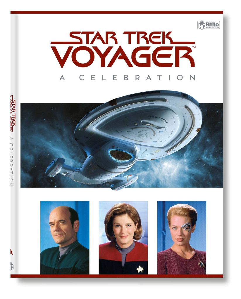 Star Trek Voyager: A Celebration Review by Scifibulletin.com