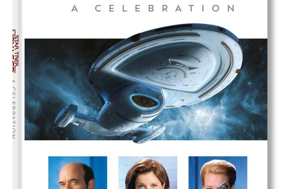 """Star Trek Voyager: A Celebration"" Review by Blog.trekcore.com"