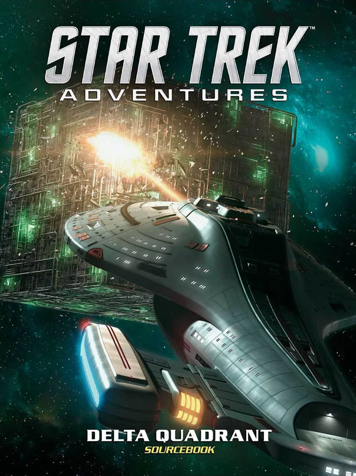 Star Trek Adventures: Delta Quadrant Sourcebook Review by Mephitjamesblog.wordpress.com