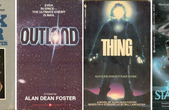 Tied Up With Tie-Ins: Alan Dean Foster!