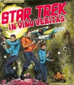 Peter Pan3a National Vinyl Day and Star Trek!