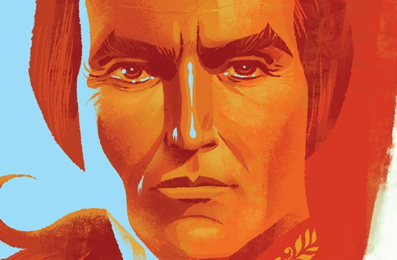 Review: Khan Tries To Bring Peace To The Mirror Universe In 'Star Trek: Hell's Mirror'