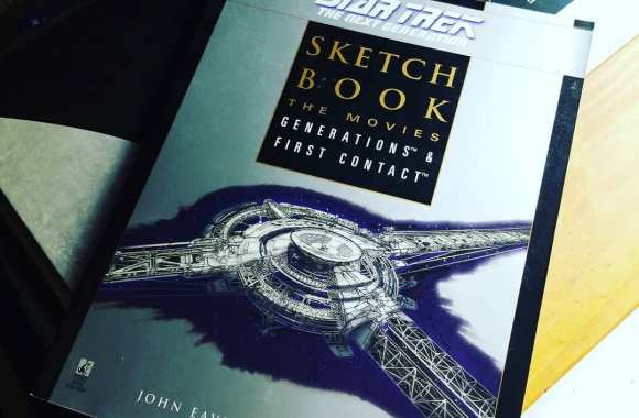 TNG Sketchbook: The Movies