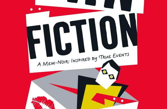 "New Book Added: ""Fan Fiction: A Mem-Noir: Inspired by True Events"""