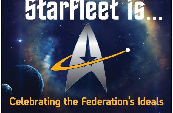 "New Book Added: ""Star Trek: Starfleet Is…: Celebrating the Federation's Ideals"""